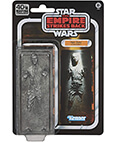 Han Solo Carbonite Black Series 6 inch non-mint
