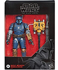 Heavy Infantry Mandalorian - D2 - Black Series 6 inch