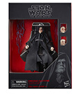 Emperor Palpatine and Throne Chair - Black Series 6 inch