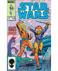 Star Wars Comic Book #102