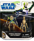 General Grievous and Battle Droid