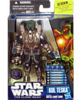Kul Teska - Star Wars The Clone Wars Video Game Figure TRU