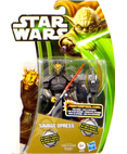 Savage Opress - CW02 - Yoda / Canadian Package non-mint