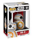 POP Star Wars The Force Awakens - BB-8 (non-mint package)