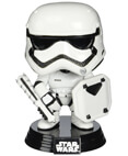 POP Star Wars First Order Stormtrooper (Riot Gear) Exclusive