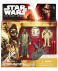 "The Force Awakens 3-Pack 3.75"" - BB-8 and Unkar's Thug"