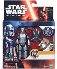 Epic Battles Captain Phasma Armor Up action figure 3.75