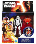 First Order Flametrooper Elite Armor Up action figure 3.75