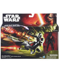 Elite Speeder Bike w/Special Edition Stormtrooper Action Figure