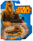 Hot Wheels Star Wars Character Car - Chewbacca