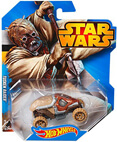 Hot Wheels Star Wars Character Car - Tusken Raider