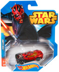 Hot Wheels Star Wars Character Car - Darth Maul
