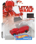 Hot Wheels Star Wars Character Car - Elite Praetorian Guard