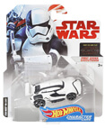 Hot Wheels Star Wars Character Car - First Order Executioner