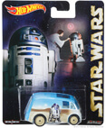 Hot Wheels Star Wars Pop Culture - R2-D2