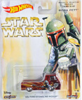 Hot Wheels Star Wars Pop Culture - Boba Fett