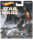 Hot Wheels Star Wars Pop Culture - Luke - 34 Chrysler Airflow