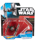 Hot Wheels Star Wars Die-Cast - First Order TIE Fighter
