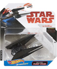 Hot Wheels Star Wars Die-Cast - Kylo Ren TIE Silencer (non-mint)