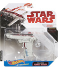 Hot Wheels Star Wars Die-Cast - Resistance Bomber (non-mint)