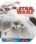 Hot Wheels Star Wars Die-Cast - Poe's Ski Speeder (non-mint)