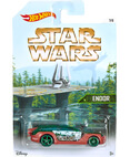 Star Wars Hot Wheels Planet Series Endor