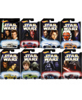 Star Wars Hot Wheels 2018 Movie & Rebels Series Set of 8