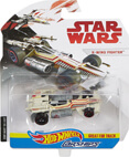 Hot Wheels Star Wars Carships - X-Wing Fighter