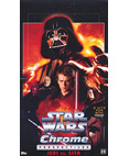 2015 Topps Star Wars Chrome Perspectives hobby box Sealed Vader