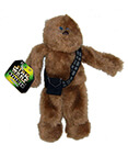 Chewbacca with Black bandlear - Plush - Buddies - Rare version