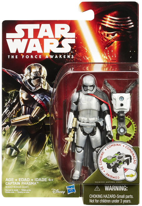 Captain Phasma - The Force Awakens - Click Image to Close