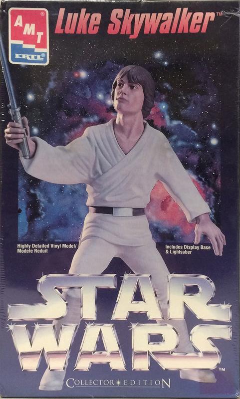 Luke Skywalker - Collector Edition Model Kit AMT/ERTL [MO8200
