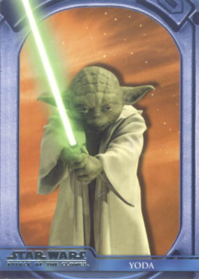 Attack of the Clones Card Singles - Click Image to Close