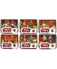 Geonosis Arena Showdown Set of 6