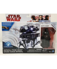 Imperial Probe Droid with Darth Vader Action Figure