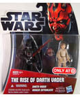 The Rise of Darth Vader (2 pack)