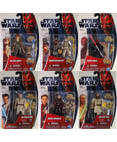 Wave 2 - Movie Heroes Set of 6 Star Wars Action Figures
