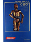 "Screamin' C-3PO Model Figure Kit 12"" tall 1/6 Scale"