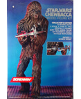 "Screamin' Chewbacca Model Figure Kit 18"" tall 1/4 Scale"