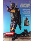 "Screamin' Boba Fett Model Figure Kit 18"" tall 1/4 Scale"
