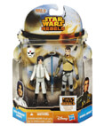 Ezra Bridger (Cadet) and Kanan Jarrus - Star Wars Rebels - MS18