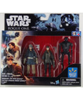 Jyn Erso, Cassian Andor and K-2SO Deluxe 3-pack Walmart