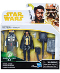 Kessel Guard and Lando Calrissian Deluxe 2-Pack (non-mint)