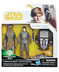 Chewbacca (Mimban) and Han Solo (Mimban) Deluxe 2-Pack