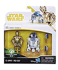 C-3PO and R2-D2 Deluxe 2-Pack