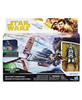 Star Wars Solo Force Link 2.0 Enfys Nest's Swoop Bike (non-mint)