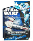 Captain Rex to Freeco Speeder - transformers