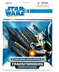 General Grievous to Grievous Starfighter - Transformers - NM