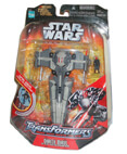 Darth Maul - Sith Infiltrator - Transformers (non-mint)