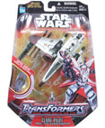 Clone Pilot - ARC-170 Starfighter - Transformers (non-mint)